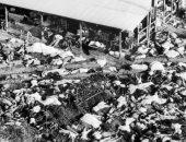 """40 عاما على أكبر حادث انتحار جماعى فى التاريخ.. """"معبد الشعوب الزراعية"""" أسسه قس أمريكى أقنع أتباعه بقرب نهاية العالم فتناولوا السم لكن الحياة استمرت.. 918 شخصا ضحية الانتحار الثورى بينهم 300 طفل"""