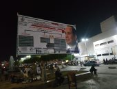 """انتشار لافتات توعية بحملة """"100 مليون صحة"""" فى ميادين وشوارع أسوان"""