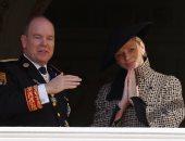 احتفالات اليوم الوطنى لإمارة موناكو بحضور الأمير ألبرت وزوجته