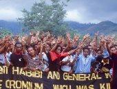 احتجاجات فى تيمور الشرقية بعد مقتل وإصابة 8 أشخاص على يد شرطى