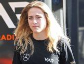 """معجزة.. سائقة فورمولا على قيد الحياة بعد هذا الحادث.. """"فيديو"""""""