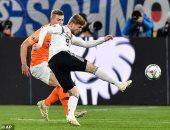 كل اهداف الإثنين.. هولندا تخطف تعادلا مثيرا من أنياب ألمانيا