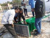 تركيب أول جهاز بالدلتا لقياس نسبة ملوثات المياه بكفر الشيخ بتكلفة 8.5 ملايين جنيه