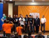 فوز فريقين من طلاب جامعة القاهرة فى التصفيات النهائية لمسابقة دولية