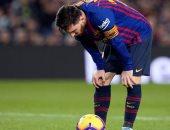 أخبار ميسي اليوم عن راحة 899 دقيقة لنجم برشلونة فى 2018