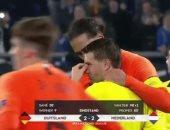 فان ديك يوضح سبب بكاء الحكم بعد نهاية مباراة ألمانيا وهولندا.. فيديو