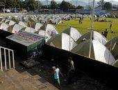 تجدد ثوران بركان فويجو فى جواتيمالا وإجلاء 400 شخص إلى المخيمات