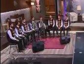 """فرقة الرضوان السورية تنشد بانوراما بـ""""كلام ستات"""" بمناسبة المولد النبوى"""
