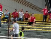 جماهير الأهلي تؤازر الفريق فى الإمارات وجلسة بين كارتيرون واللاعبين