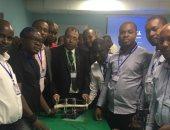 """أستاذ بـ""""طب الأزهر"""" يدرب أطباء نيجيريا على الجديد فى مجال تقويم العظام"""