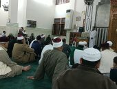 فيديو وصور.. مسجد الروضة بمطروح ينظم  ليلة محمدية فى حب النبى
