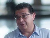 شريف منير يخطئ فى اسم ماجد الكدوانى 3 مرات بافتتاح القاهرة السينمائى