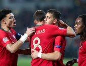 فيديو.. البرتغال تتعادل مع بولندا 1/1 فى دوري الأمم الأوروبية