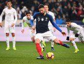 ملخص وأهداف مباراة فرنسا ضد اوروجواي الودية