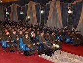 القوات المسلحة تحتفل بذكرى المولد النبوى وتكرم الفائزين فى المسابقة الدينية