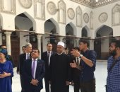 وزير بريطانى: لندن تستثمر فى أجيال المستقبل بمصر باتفاقيات تعليمية جديدة