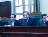 صور.. وصول المتهمين فى قضية التمويل الأجنبى محكمة عابدين