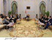 نائب رئيس برلمان المجر يؤكد تقديم بلاده منح دراسية لـ100 طالب مصرى
