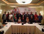 صور.. ختام الدورة الإقليمية للمندوبين للأولمبياد الخاص بمشاركة 11 دولة