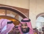 فيديو.. طفل سعودى يطلب سيارة من محمد بن سلمان.. وولى العهد: أبشر