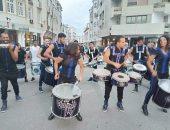 صور.. سلاتوكادا تلهب شوارع الرباط بوصلة رقص وإيقاعات