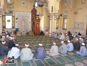 """صور.. حملة شعبية بمساجد ومستشفيات الأقصر استعدادا لمبادرة """"100 مليون صحة"""""""