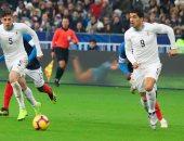 لويس سواريز أسوأ لاعب فى مباراة فرنسا ضد أوروجواي .. فيديو
