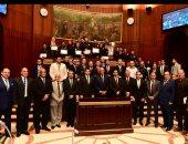 رئيس مجلس النواب يكرم أبطال العالم وأولمبياد الأرجنتين بحضور وزير الشباب
