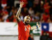 كوبا أمريكا.. فيدال يكشف عن إصابته أمام اليابان