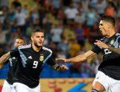 شاهد.. أول الأهداف الدولية للثنائى ديبالا وإيكاردى مع منتخب الأرجنتين