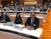 علاء عابد بالأمم المتحدة: البرلمان أصدر 34 تشريعا تخص حقوق الإنسان