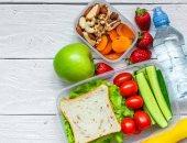 روشتة صحية لتناول وجبة خفيفة أثناء العمل