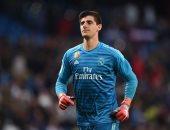 ريال مدريد يتلقى ضربة جديدة بإصابة كورتوا