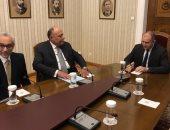 سامح شكرى يبحث مع الرئيس البلغارى جهود مصر فى مجال مكافحة الإرهاب