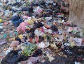 أهالى مركز فاقوس يشكون انتشار القمامة