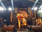 فرقة شلبان تشعل مهرجان فيزا فور ميوزيك بموسيقى البلقان