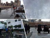 شاهد في دقيقة.. 7 نصائح من الأرصاد الجوية للمواطنين في الطقس السيئ