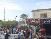 إخلاء المبنى الإدارى لجمعية نقل الركاب بكفر الشيخ لإقامة مشروعات عامة