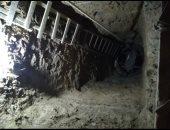 مصرع عاطل عقب سقوطه فى حفرة أثناء التنقيب عن آثار بكفر الشيخ