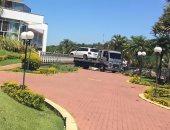 صور.. الشرطة البرازيلية تصادر سيارات رونالدينيو بعد إفلاسه