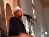 وزير الأوقاف: 4.9 مليون جنيه لإحلال وتجديد وترميم بعض المساجد والإدارات