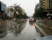 هطول أمطار خفيفة على مناطق متفرقة جنوب البحر الأحمر
