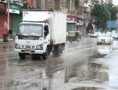 طوارئ فى غرف عمليات المرور تحسبا لهطول أمطار على الطرق السريعة