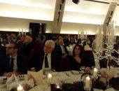 صور.. التمثيل التجارى يقيم حفل عشاء لوزيرة الاستثمار والوفد المصرى بحضور النجمة أليسا