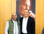 """رئيس مجلس إدارة وتحرير """"المواطن"""" يبحث آليات التعاون المهنى خلال زيارته لـ """"اليوم السابع"""""""