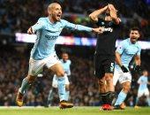 فيديو.. مانشستر سيتي يتقدم على وست هام بثلاثية فى الدوري الانجليزي