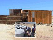 """""""القلعان"""" أول قرية نموذجية مستدامة للسياحة البيئية.. مدير محميات البحر الأحمر: تمتلك محطة تحلية مياه تعمل بالطاقة الشمسية وبها 14 منزلاً خشبيًا.. و""""غلاب"""": بها أهم مناطق المانجروف وهدفنا الحفاظ على الاستدامة"""