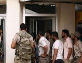 هبوط طائرة قادمة من تركيا على متنها 122 مقاتلا سوريا بمطار مصراتة