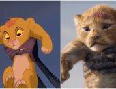 الفرق بين النوستالجيا والتكنولوجيا.. اعرف التشابه بين فيلمى Lion King