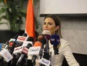 فيديو.. وزيرة الاستثمار: المرأة ستناضل ضد أى عنف يمارس ضدها